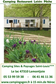 Site officiel du camping Saint Louis