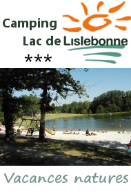 http://www.camping-lac-lislebonne.com