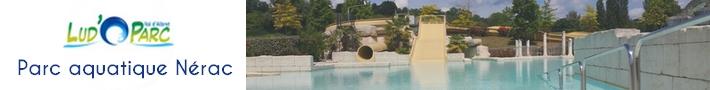 Parc aquatique à Nérac