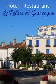 Hôtel restaurant Relais de Gascogne