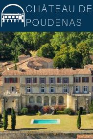Château de Poudenas