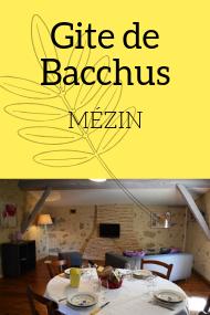 Gîte de Bacchus