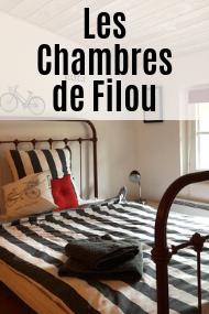 Les chambres de Filou