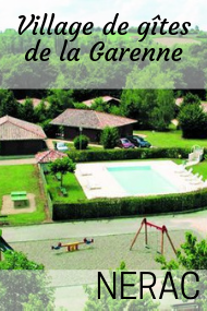 Village de gîtes Garenne