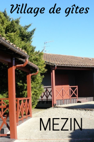 Village de gîtes Mézin