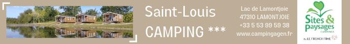Location camping Lamontjoie