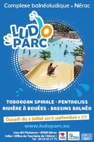 Lud'O Parc à Nérac !