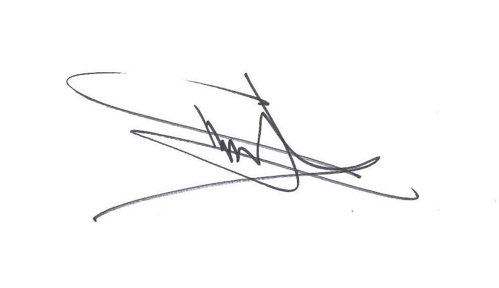 Signature JFG