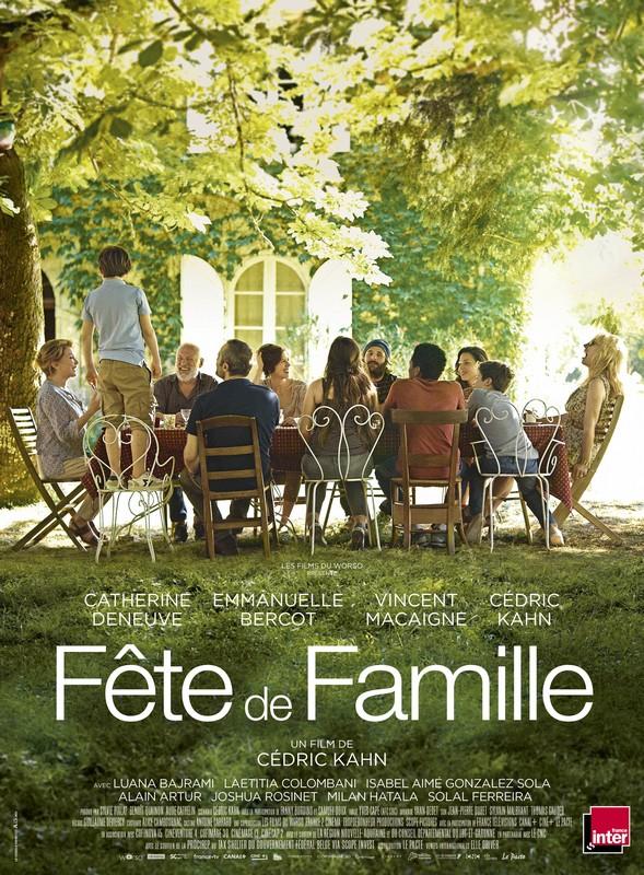 Affiche Fête de Famille Nérac 2019