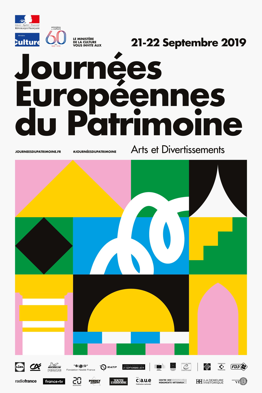 Journées européennes du patrimoine 2019 150 dpi  Playground - Ministère de la Culture