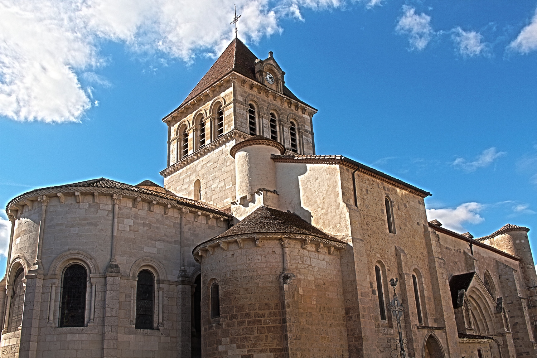 Eglise Saint Jean Baptiste de Mézin