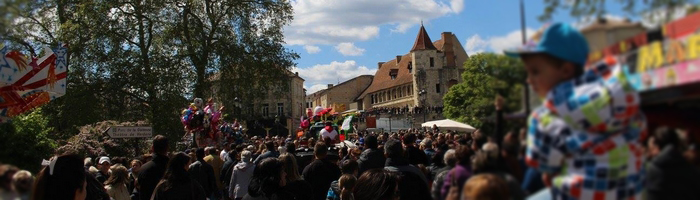 Bandeau Newsletter Fêtes de Nérac