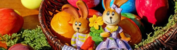 Bandeau vacances de Pâques
