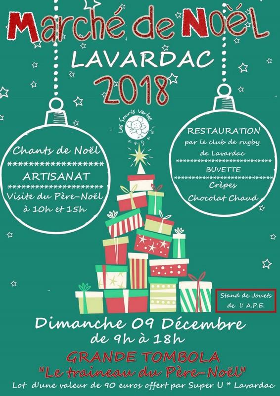 De Lavardac Et Manifestations Fêtes Marché Noël MqSVpzU