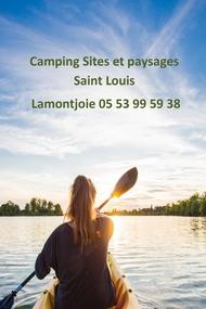 Site officiel du camping Saint Louis