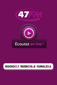 47 FM la radio Lot-et-Garonne
